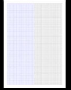 Free Online Graph Paper / Asymmetric and Specialty Grid Paper PDFs