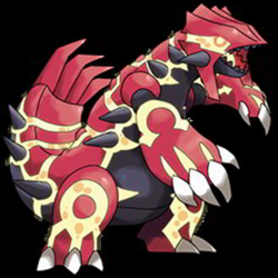 groudon drawing primal