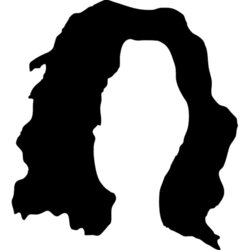 afro clipart crazy wig