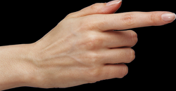 One Finger Hand PNG Image - PurePNG | Free transparent CC0 PNG Image ...