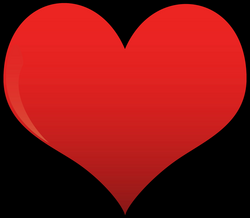 Classic Heart PNG Clipart - Best WEB Clipart