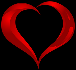Beautiful Heart PNG Clipart - Best WEB Clipart