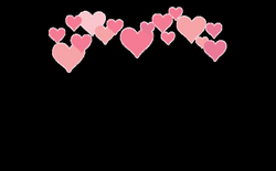 Hello! Can you do the mac hearts effect... | Transparent PNG