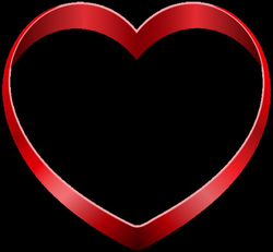 Transparent Heart PNG Clipart | Hearts | Pinterest | Clip art ...