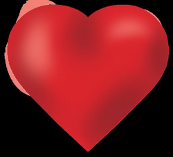 Love Heart PNG Image - PngPix