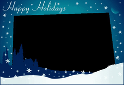 free holiday greeting card templates - Fast.lunchrock.co