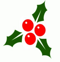 Christmas Holly Clipart Free.Holly Clipart Picture 80571 Holly Clipart