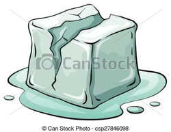ice clipart drawing