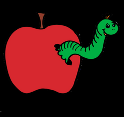 Inch Worm Clipart | Free download best Inch Worm Clipart on ...