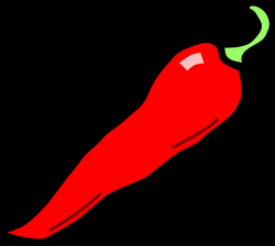 peppers clipart chilli pepper