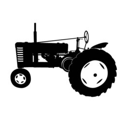 john deere clipart old school