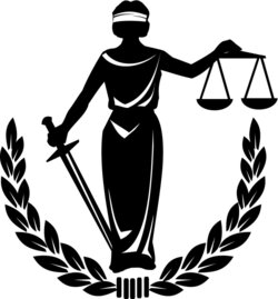 justice clipart rule law