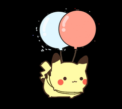 cute kawaii pikachu ballon pokemon No...