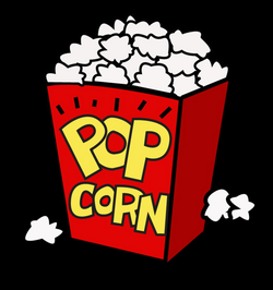 Popcorn Kernel Clipart at GetDrawings.com | Free for personal use ...