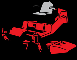 lawn mower clipart professional
