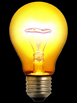 lightbulb png transparent