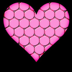 Pink Heart Icon, PNG ClipArt Image | IconBug.com