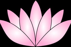 lilypad drawing clipart