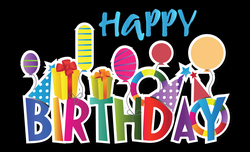 Cute Happy Birthday Clipart | Gallery Yopriceville - High-Quality ...