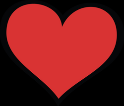 Heart love and valentine clipart #44640 - Free Icons and PNG Backgrounds
