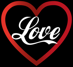 Love Heart Transparent PNG Clip Art Image | Gallery Yopriceville ...