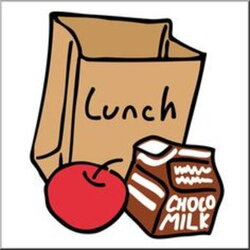 lunch clipart transparent background