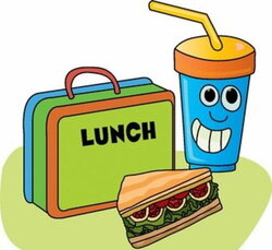 luncheon clipart lunch special