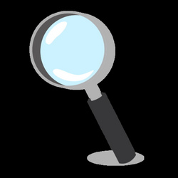Left-Pointing Magnifying Glass Emoji for Facebook, Email & SMS | ID ...