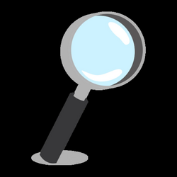 Right-Pointing Magnifying Glass Emoji for Facebook, Email & SMS | ID ...