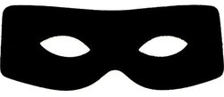 mask clipart robber