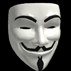 masque anonymous png