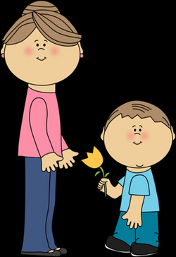 Cute Mom Clipart
