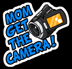 mom get the camera png