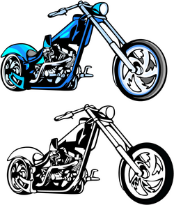 Motorcycle Clipart Simple Picture 1649755 Motorcycle Clipart Simple