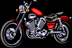 group vector motorcycle