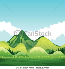 nature clipart greenery