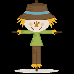 Scarecrow clipart svg ~ Frames ~ Illustrations ~ HD images ~ Photo ...