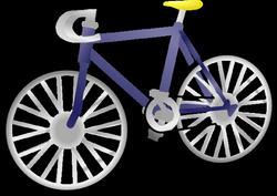 Bicycle Clip Art at Clker.com - vector clip art online, royalty free ...