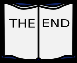 the end clipart moving picture