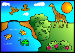 Nature Clip Art at Clker.com - vector clip art online, royalty free ...