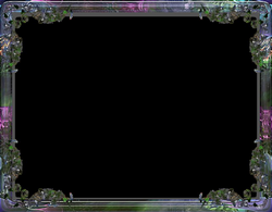 nature frame png