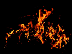 Fire PNG Effects Stock Image (Isolated-Objects) | Textures for Photoshop