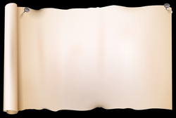 Old Scroll Paper PNG Clipart Image | Gallery Yopriceville - High ...