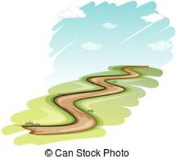 pathway clipart path