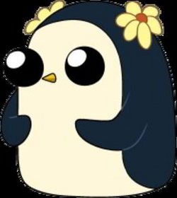 Penguin Png Adventure Time Picture 2858460 Penguin Png Adventure Time