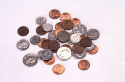 pennies clipart penny drive