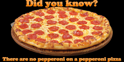 pepperoni transparent cheese pizza