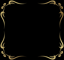 Decorative Frame Border PNG Picture | Gallery Yopriceville - High ...