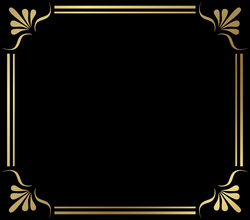 Frame Border PNG Image   Gallery Yopriceville - High-Quality Images ...