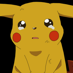 Pikachu crying. by athosiana on deviantART | Pikachu <33 | Pinterest ...